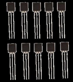 Transistor NPN TO-92