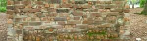 Mauer in Raesfeld