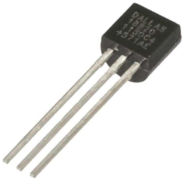 Temperatursensor DS18B20