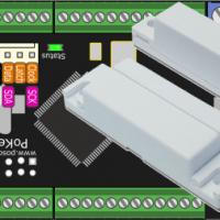 Schalter und Reed-Kontakte mit PoKeys einsetzen