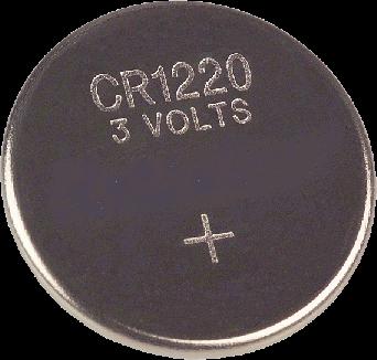 Batterie CR1220