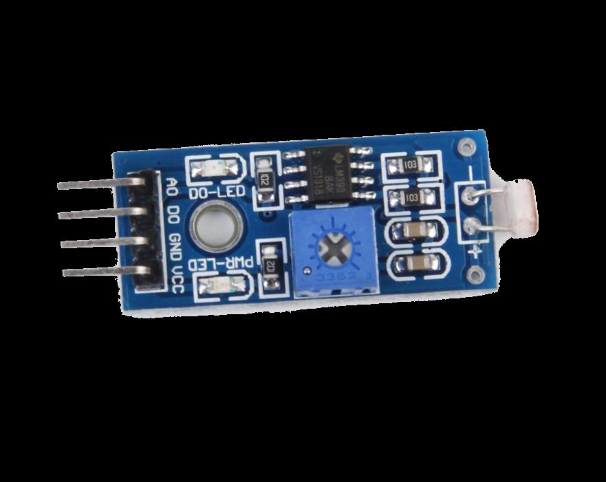 Lichtsensor analog